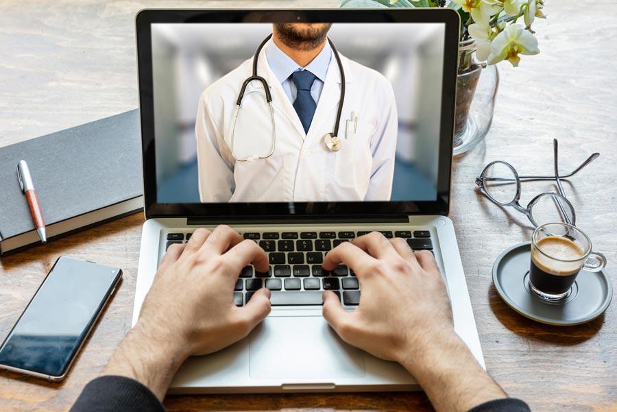 telemedicina atendimento online